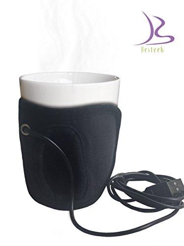 Desktop Usb Heated Coffee Tea Mug Warmer Coffee Cup Warm
