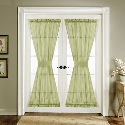 Window Coverings For French Doors Amazon