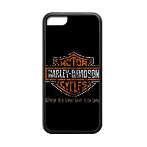 Motor Cycle Harley Davidson fashion plastic phone case for iPhone 5c