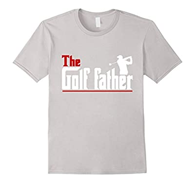 The Golf Father Funny Golfing T-Shirt