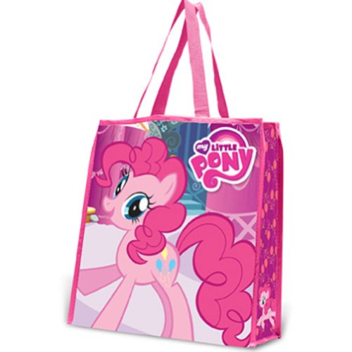 Vandor 42073 My Little Pony Large Recycled Shopper Tote, Pink (My Little Pony Gift Bag)