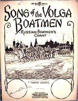 song of the volga boatmen pdf