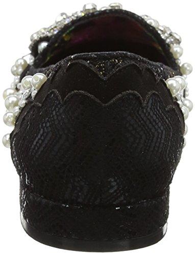 Donna Dew Punta Tacco Nero C Scarpe Chiusa Choice black Irregular Col Drops Yq84T5