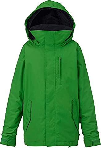 Burton Boys Link System Jacket, Slime, Medium - Expandable Dj System