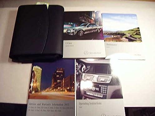 2013 mercedes benz c class owners manual mercedes 0688935626801 rh amazon com 2013 Mercedes C-Class Diesel 2013 C-Class Interior