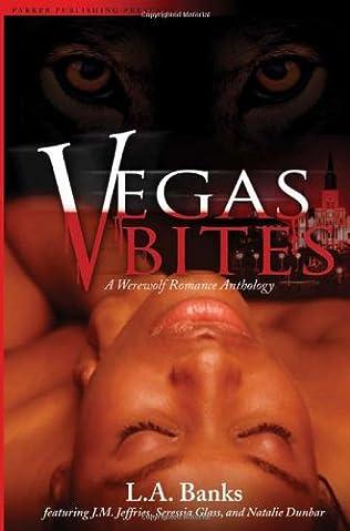 book cover of Vegas Bites