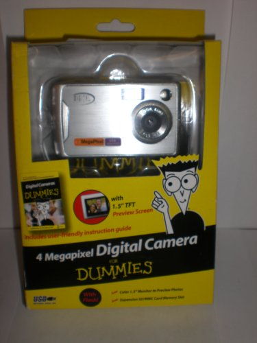 4 Megapixel Digital Camera for Dummies