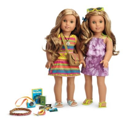 American Girl - Lea Clark - Lea's Exclusive Collection for