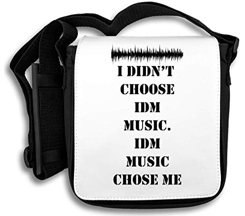 I Choose Music Didn't Tracolla Slogan Idm A Borsa zUzqA1w