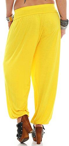 firstclass trendstore - Pantalón - para mujer amarillo