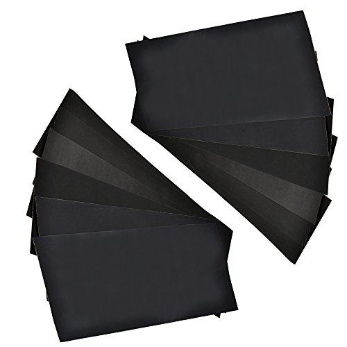 COSMOS Sandpaper Abrasive Paper Sheets