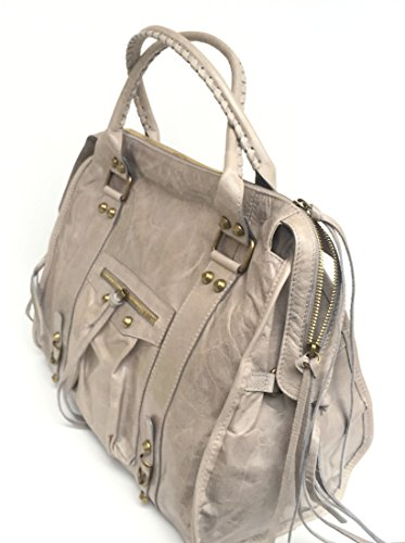 Superflybags Women Tote Bag Gray For fZPwfrxFq8