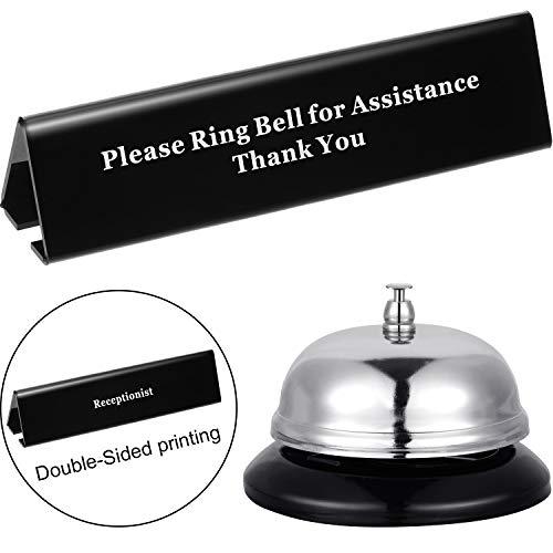 Desk Service Dinner Bell