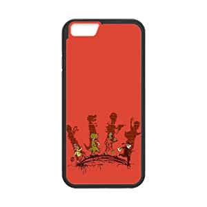 Naza Funny IPhone 6 Case Trick or Treat, Funny, {Black}