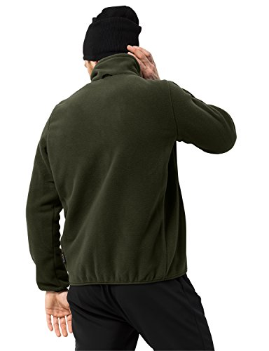 En Homme Respirante Imperméable Arland Veste vent Grün Coupe Jack 3 Pour Et 1 Cypress Wolfskin xTpW7qI