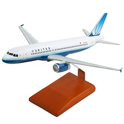 Mastercraft Collection A320 United Model Scale