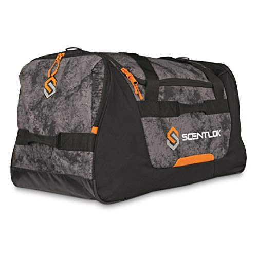 ScentLok OZ Active Odor Destroyer OZ Chamber 8K Bag and OZ500 Combo (Black) (Best Scent Control Storage Bags)