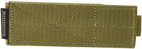 Maxpedition Sneak Universal Holster Einsatz mit Mag Retention Bag Organizer, 15 cm, Khaki