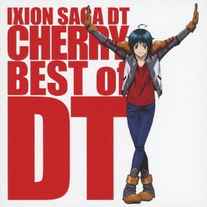 IXION SAGA DT CHERRY BESY OF TD(2CD)