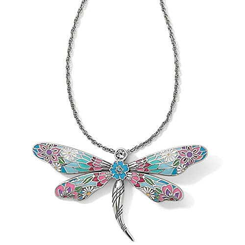 (Brighton Enchanted Garden Dragonfly Necklace )