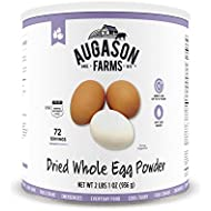 Augason Farms Dried Whole Egg Product