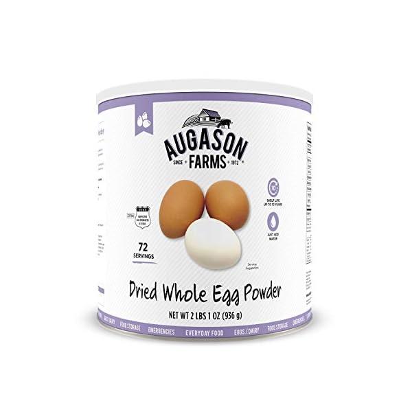 Augason Farms Dried Whole Egg Product