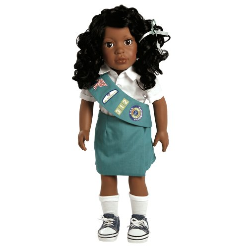 [Adora Play Doll Madison - Girl Scout Jr. 18