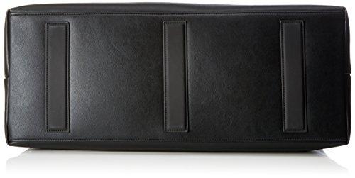 Tommy Hilfiger Herren City Business Duffle Novelty Henkeltasche, Schwarz (Black), 22 x 32 x 52 cm