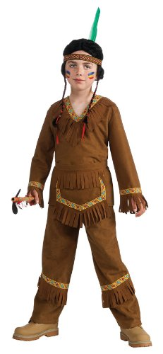 [Native American Boy Costume, Large] (Rubies Costume Co Reviews)