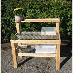Garden Work Bench, Able Table by Maine Garden Products