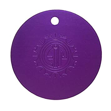 Image result for purple tesla discs are charged