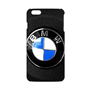 SHOWER 2015 New Arrival BMW 3D Phone Case for iphone 6 plus WANGJING JINDA