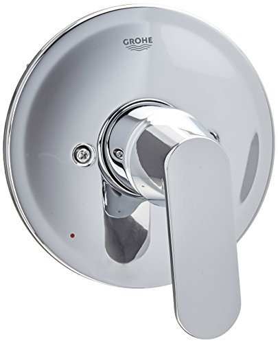 Grohe K19411-35015R-000-2 Eurosmart Shower/Tub Faucet with Rough-in, Chrome, Starlight