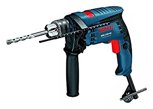 Bosch GSB 1300 Impact Drill (550 watts, 13mm, Blue) Price & Reviews