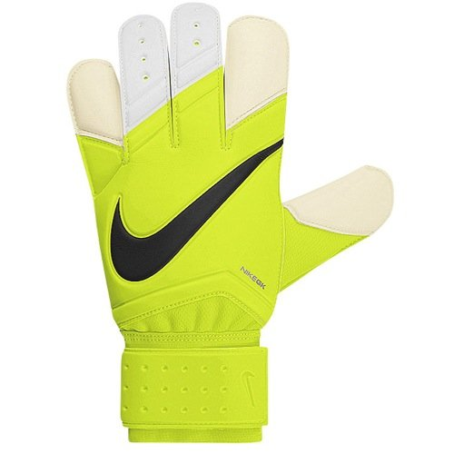- Nike Grip 3 Goalkeeper Gloves (VOLT/WHITE/BLACK) (11)