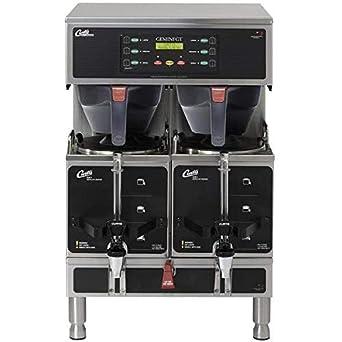 Amazon.com: Curtis GEMTS10A1000 G3 Gemini Twin 1.5 Gallon ...