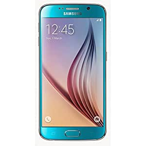 Samsung Galaxy S6 G920F 32GB Unlocked GSM Phone w/ 16MP Camera - Blue (Certified Refurbished)