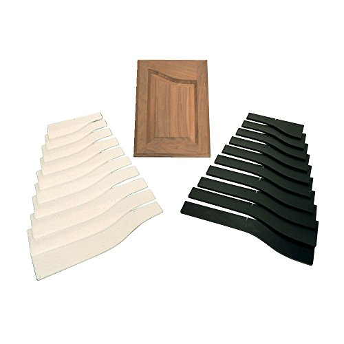 Template Panel Door Set (CMT TMP-001 French Provincal Doormaking Router Template Set)