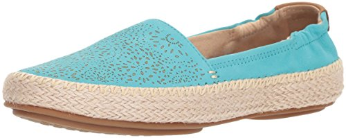 Sky Moccasin Sunset Nubuck Medium Sperry Ella Us 9 Women's Blue XqUwWPfAH