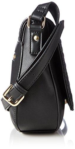 Desigual Women's Negro Lottie Bag Varsovia Desigual Saddle Black Women's Black RO1rR