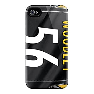 New Arrival Case Specially Design For Iphone 4/4s (pittsburgh Steelers)
