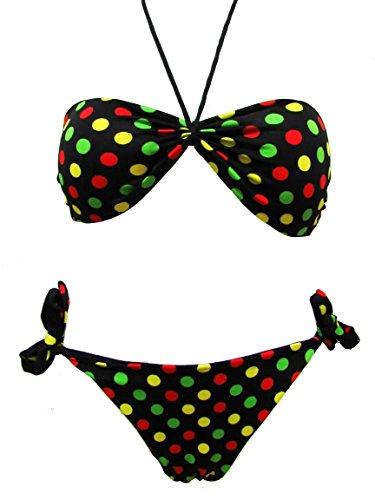 itendance Damen Bikini-Set