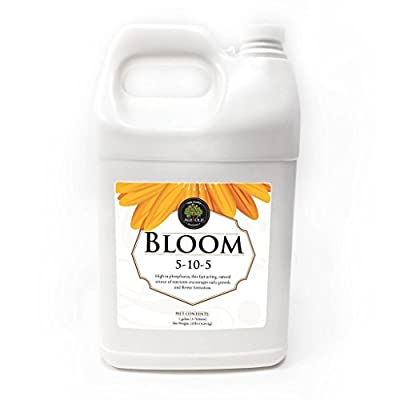 Age Old Bloom Natural Based Liquid Fertilizer, 1-Gallon
