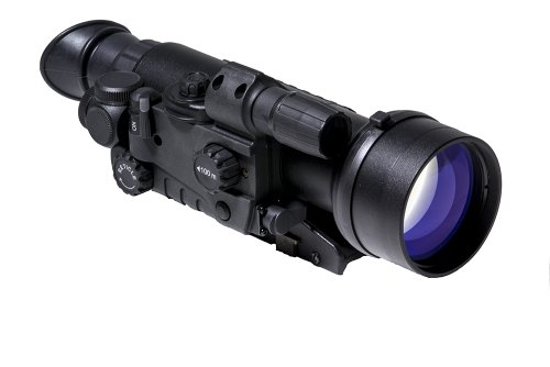 - Pulsar PL76018AT Sentinel GS 3x60 Night Vision Riflescopes with QD Weaver Mount