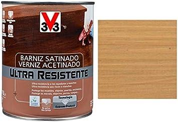 BARNIZ MADERA INTERIOR V33 ROBLE CLARO