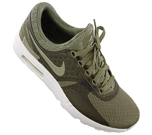 pretty nice fbc4b 3705b Nike AIR MAX Zero BR Mens Running-Shoes 903892-200_12 - Trooper/Trooper-Summit  White-Cargo Khaki: Buy Online at Low Prices in India - Amazon.in