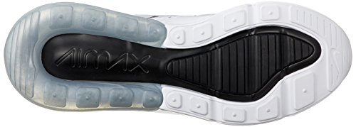 White Chaussures 100 Black Nike Max Air Homme white 270 Blanc de Gymnastique wxagU