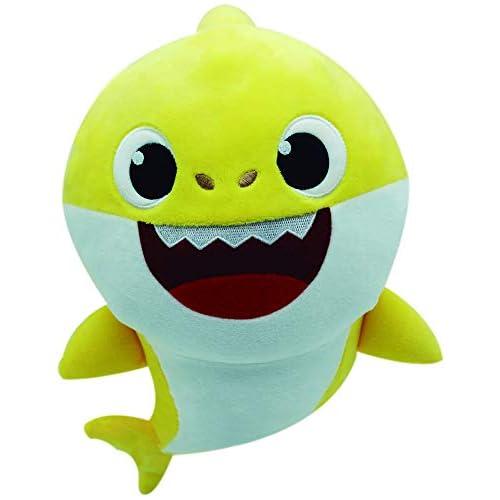 chollos oferta descuentos barato Baby Shark Peluche Musical Baby Shark Bandai SS92510