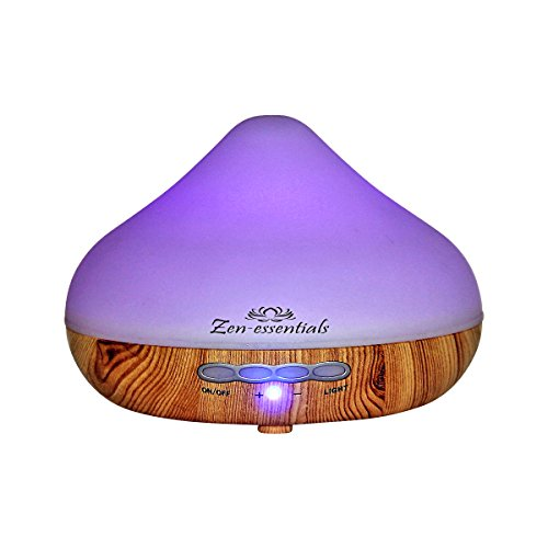 wooden aroma diffuser - 8