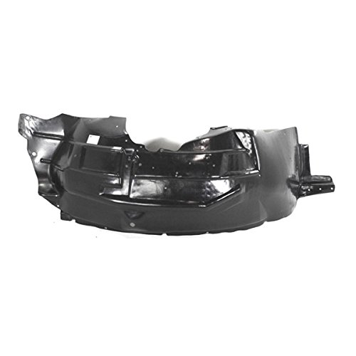 05-07 F-Series Sup Duty Front Splash Shield Inner Fender Liner Panel Driver Side